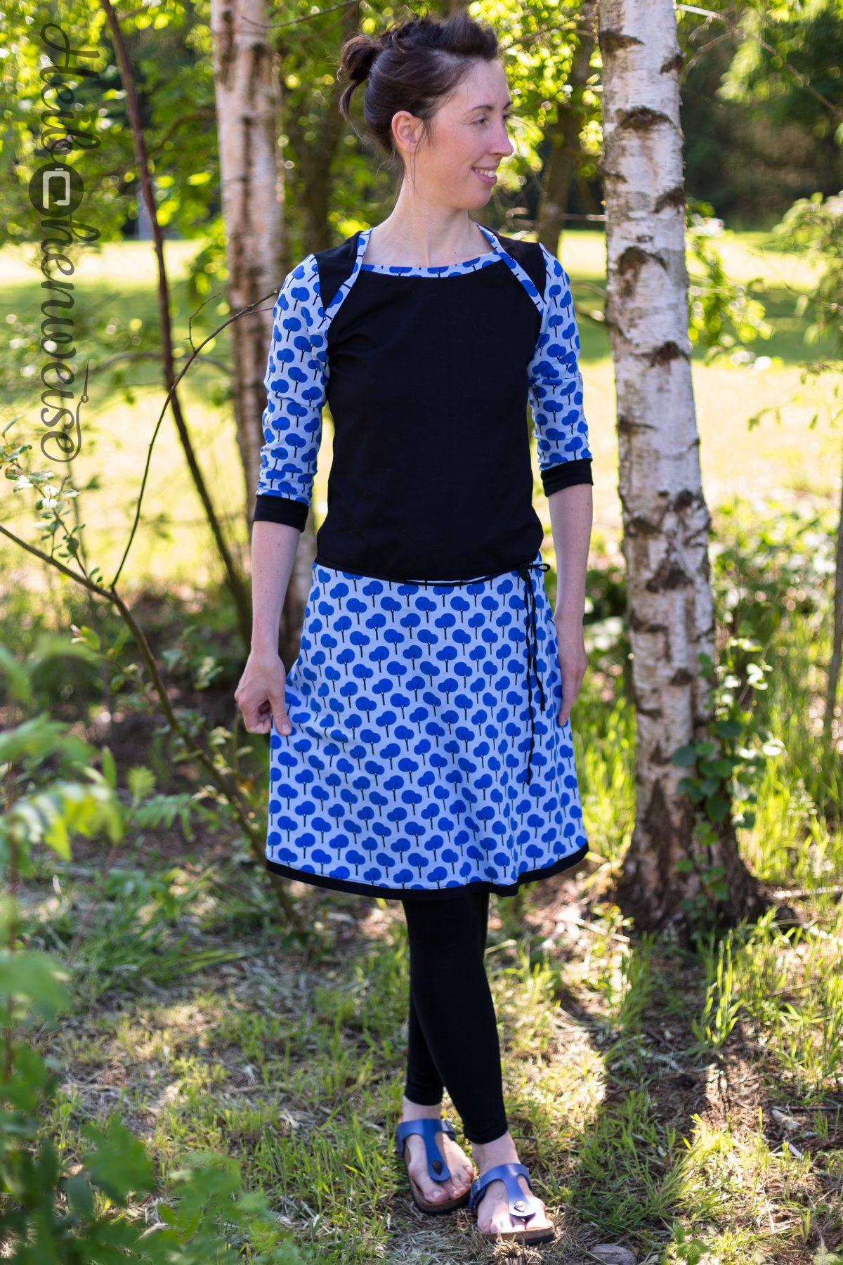 Lady Ophelia Kleid – Ich seh den Wald vor lauter Bäumen nicht…