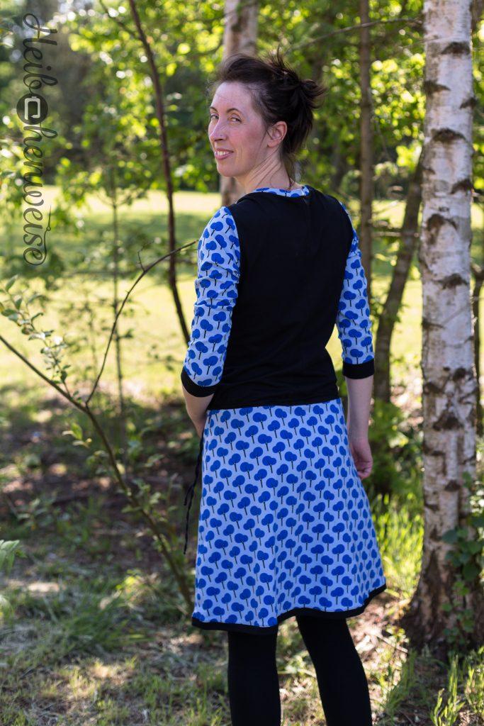 Lady Ophelia Kleid genäht