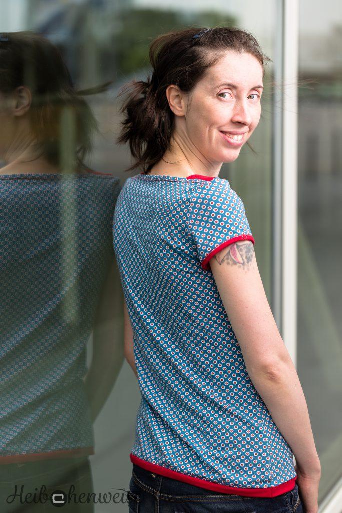 Shirt FrauMarlene genäht