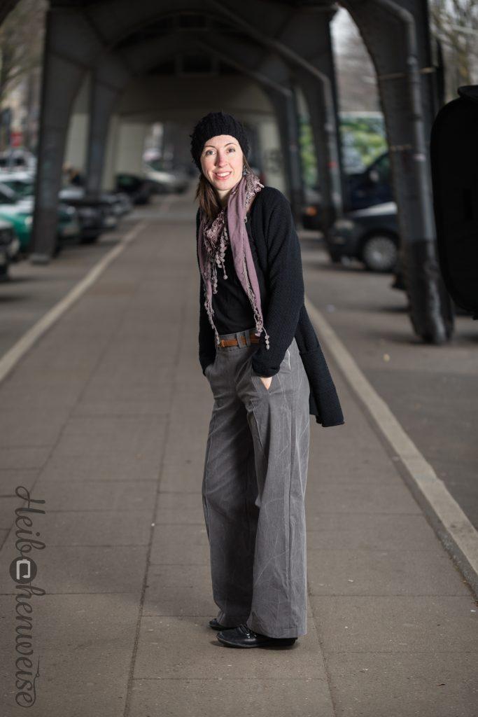 Marlene Hose 112 Burda 10, 2016 genäht