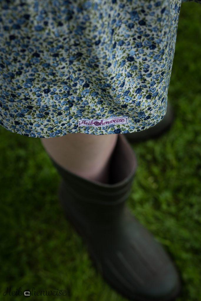 Irenes Kleid von Lotte und Ludwig genäht