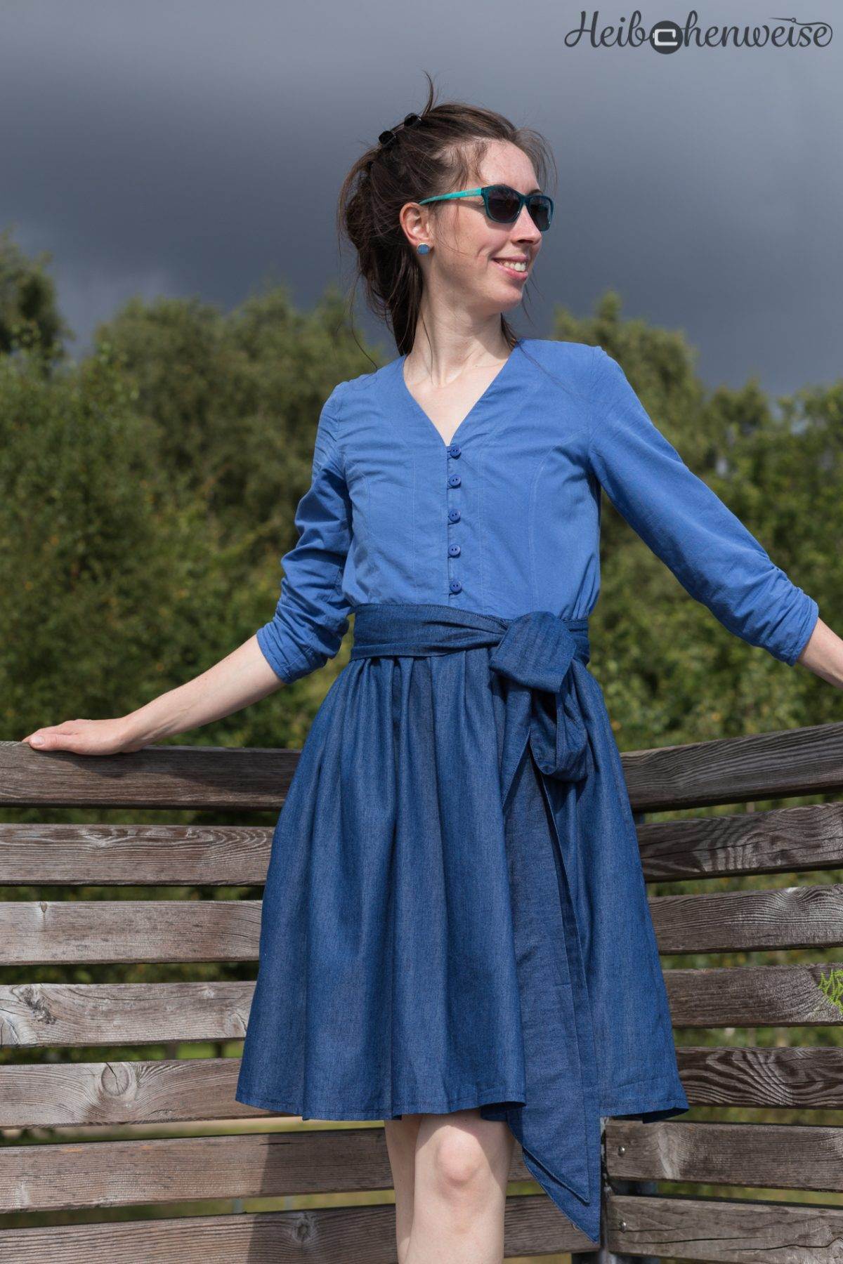 Noch mal: Irenes Kleid
