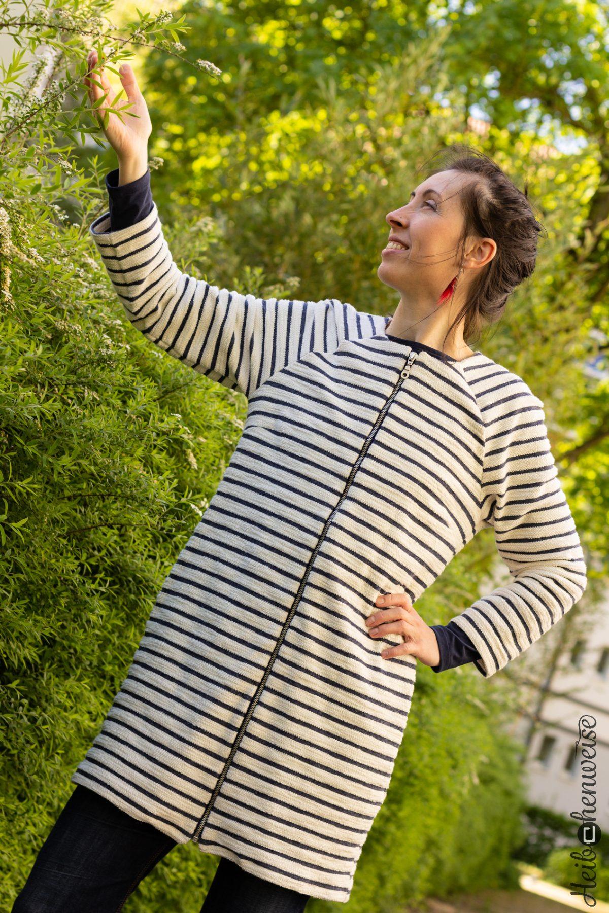 FashionStyle: Frühlingsjacke und Shirt