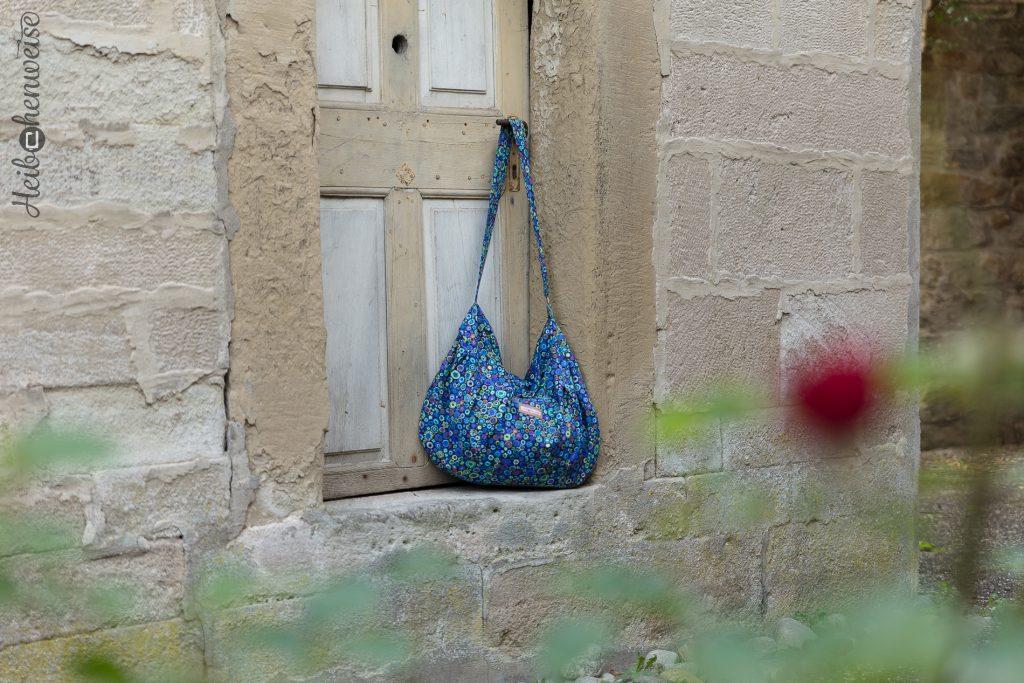 Urbane Tragetasche aus Taschen moderne Klassiker nähen