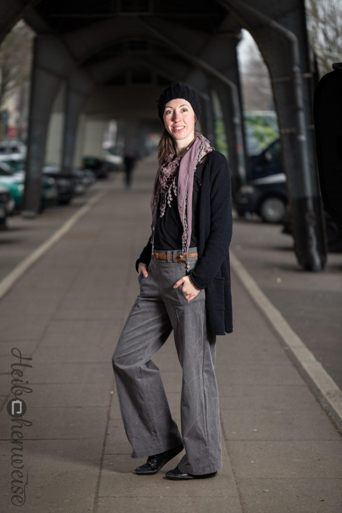 Marlene Hose, Burda