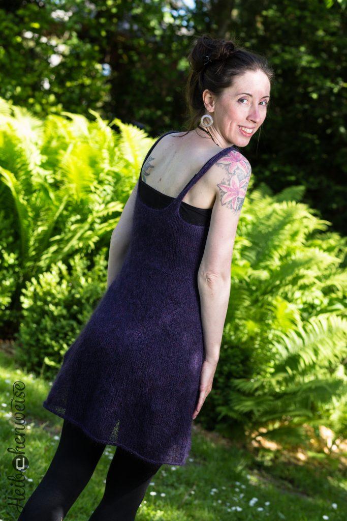 Kleid / Tunika gestrickt
