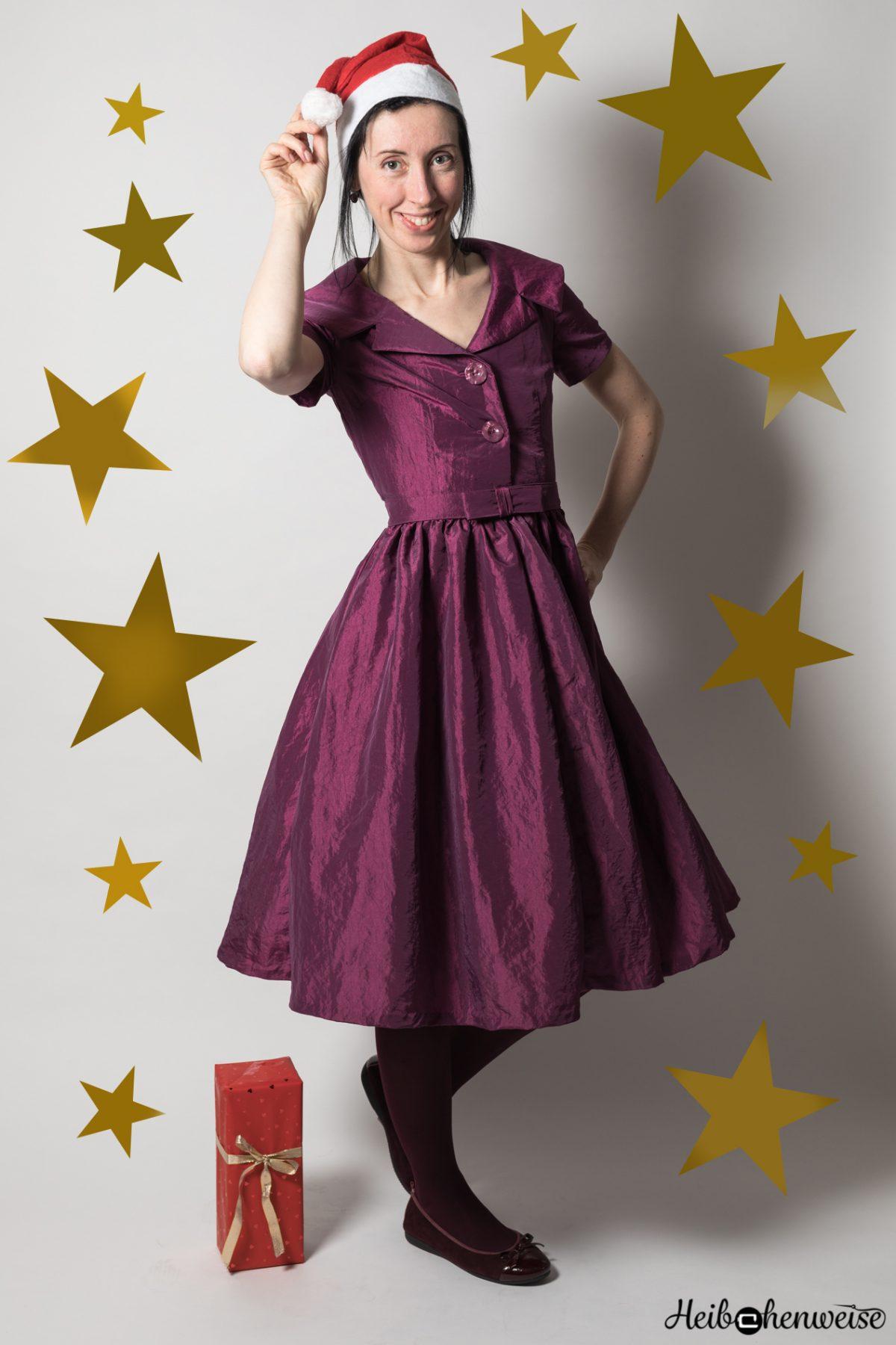 Ring, Ring, Ring – Christmas! Lalala, und ein schönes Kleid!